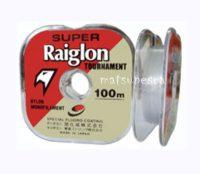 Linha Tournament 0,185mm – Super Raiglon